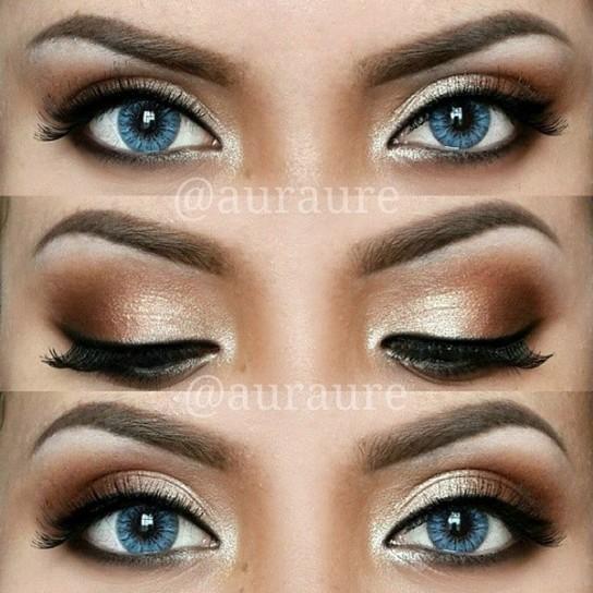 Preferenza Make-Up | Il nostro blog dei sogni DN02